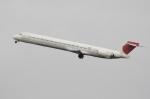masa0420さんが、羽田空港で撮影した日本航空 MD-90-30の航空フォト(写真)