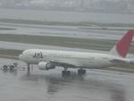 じょーまうすさんが、羽田空港で撮影した日本航空 767-246の航空フォト(写真)