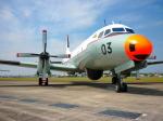@LeOさんが、宇都宮飛行場で撮影した海上自衛隊 YS-11A-206T-Aの航空フォト(写真)