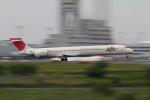Hidex さんが、羽田空港で撮影した日本航空 MD-90-30の航空フォト(写真)
