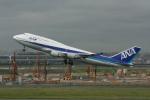 sumihan_2010さんが、羽田空港で撮影した全日空 747-481の航空フォト(写真)