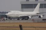 空軍一號さんが、成田国際空港で撮影した日本航空 747-446の航空フォト(写真)