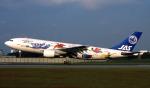 WING_ACEさんが、伊丹空港で撮影した日本エアシステム A300B2K-3Cの航空フォト(写真)