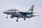もんもんさんが、岐阜基地で撮影した航空自衛隊 T-4の航空フォト(写真)