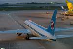 妄想竹さんが、那覇空港で撮影した全日空 767-381の航空フォト(写真)