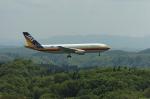 まっちゃんさんが、秋田空港で撮影した日本航空 A300B4-203の航空フォト(写真)