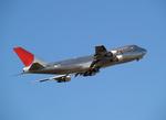 たぁさんが、成田国際空港で撮影した日本航空 747-246F/SCDの航空フォト(写真)