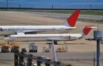 O-TOTOさんが、羽田空港で撮影した日本航空 MD-90-30の航空フォト(写真)