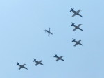 kixmeister弐さんが、神戸空港で撮影したブライトリング・ジェット・チーム L-39C Albatrosの航空フォト(写真)