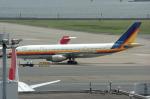まっちゃんさんが、羽田空港で撮影した日本航空 A300B2K-3Cの航空フォト(写真)