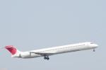まきっち!さんが、羽田空港で撮影した日本航空 MD-90-30の航空フォト(写真)