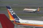 ゆだなかさんが、羽田空港で撮影した日本航空 A300B4-203の航空フォト(写真)