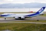 あかりんさんが、関西国際空港で撮影した日本貨物航空 747-281F/SCDの航空フォト(写真)
