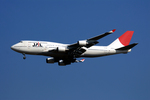 JESTARさんが、成田国際空港で撮影した日本航空 747-446の航空フォト(写真)