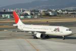 HEATHROWさんが、伊丹空港で撮影した日本航空 A300B4-622Rの航空フォト(写真)
