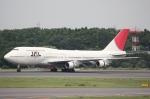 cassiopeiaさんが、成田国際空港で撮影した日本航空 747-346の航空フォト(写真)