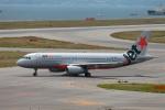 たろさんが、関西国際空港で撮影したジェットスター・アジア A320-232の航空フォト(写真)