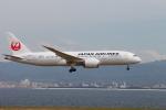 たろさんが、関西国際空港で撮影した日本航空 787-846の航空フォト(写真)