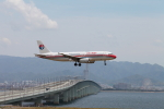 たろさんが、関西国際空港で撮影した中国東方航空 A320-232の航空フォト(写真)