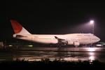 ヨルダンさんが、成田国際空港で撮影したアエロセール インク 747-446の航空フォト(写真)