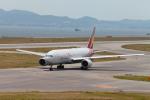 たろさんが、関西国際空港で撮影したアシアナ航空 777-28E/ERの航空フォト(写真)