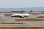 たろさんが、関西国際空港で撮影したエバー航空 777-35E/ERの航空フォト(写真)