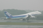 iequal11さんが、成田国際空港で撮影した全日空 747-481の航空フォト(写真)