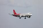たろさんが、関西国際空港で撮影した深圳航空 A320-214の航空フォト(写真)