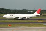 iequal11さんが、成田国際空港で撮影した日本航空 747-346の航空フォト(写真)