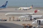かずぽんさんが、羽田空港で撮影した日本航空 MD-90-30の航空フォト(写真)