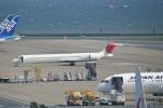 Y-Kenzoさんが、羽田空港で撮影した日本航空 MD-90-30の航空フォト(写真)