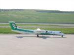 こいのすけさんが、福島空港で撮影したANAウイングス DHC-8-402Q Dash 8の航空フォト(写真)