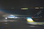 NAGAさんが、羽田空港で撮影した全日空 747-481(D)の航空フォト(写真)