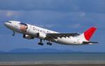 動物村猫君さんが、大分空港で撮影した日本航空 A300B4-622Rの航空フォト(写真)