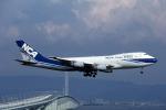 Gambardierさんが、関西国際空港で撮影した日本貨物航空 747-2D3B(SF)の航空フォト(写真)