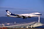 Gambardierさんが、関西国際空港で撮影した日本貨物航空 747-281F/SCDの航空フォト(写真)