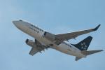 たろさんが、関西国際空港で撮影したユナイテッド航空 737-724の航空フォト(写真)