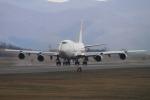 bushitsukeさんが、函館空港で撮影した日本航空 747-446Dの航空フォト(写真)