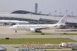 関西国際空港 - Kansai International Airport [KIX/RJBB]で撮影されたオーストリア航空 - Austrian Airlines [OS/AUA]の航空機写真