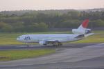 meijeanさんが、成田国際空港で撮影した日本航空 DC-10-40Iの航空フォト(写真)