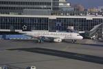 フランクフルト国際空港 - Frankfurt Airport [FRA/EDDF]で撮影されたスパンエアー - Spanair [JK/JKK]の航空機写真