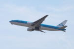 たろさんが、関西国際空港で撮影したKLMオランダ航空 777-206/ERの航空フォト(写真)