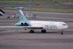 Tomo-Papaさんが、羽田空港で撮影したガンビア政府 Il-62Mの航空フォト(写真)