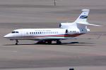 Tomo-Papaさんが、羽田空港で撮影したナミビア政府 Falcon 7Xの航空フォト(写真)