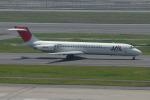 Tomo-Papaさんが、羽田空港で撮影した日本航空 MD-87 (DC-9-87)の航空フォト(写真)