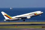 Tomo-Papaさんが、羽田空港で撮影したエア・ジンバブエ 767-2N0/ERの航空フォト(写真)