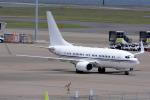 Tomo-Papaさんが、羽田空港で撮影したロイヤル・ジェット 737-7AK BBJの航空フォト(写真)