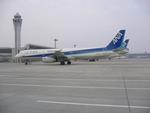 yanaさんが、中部国際空港で撮影した全日空 A321-131の航空フォト(写真)