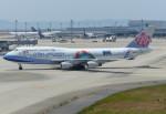kixmeister弐さんが、関西国際空港で撮影したチャイナエアライン 747-409の航空フォト(写真)