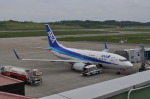 B737-781さんが、秋田空港で撮影した全日空 737-781の航空フォト(写真)